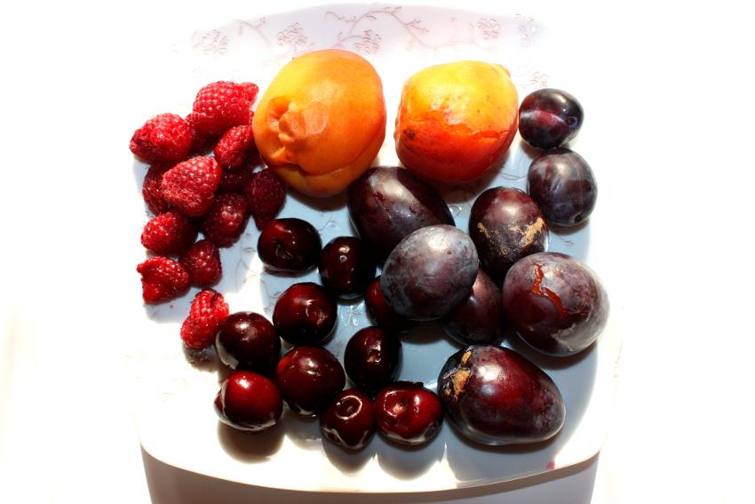 Uszkodzone owoce