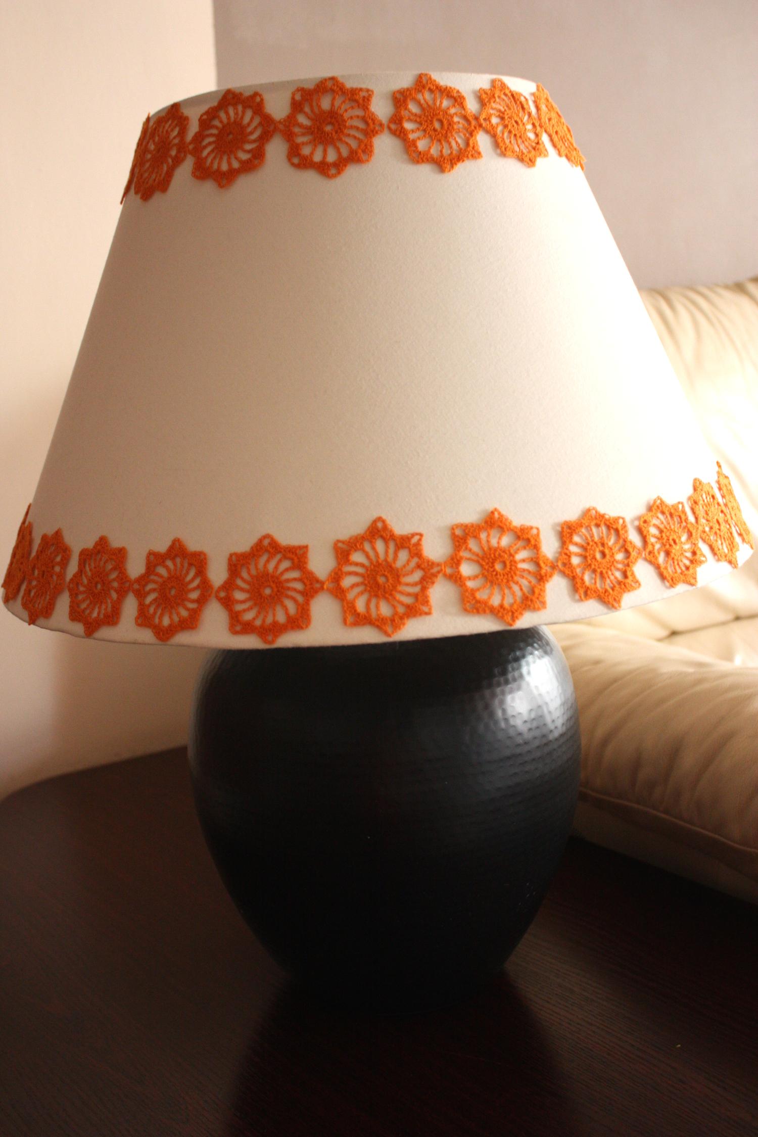 Metamorfoza lampy 1