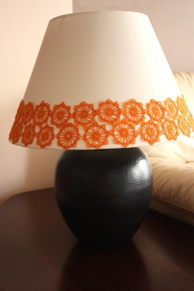 Metamorfoza lampy 2