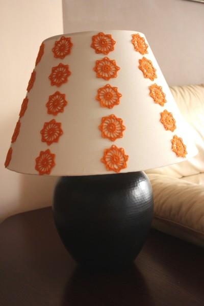 Metamorfoza lampy 3
