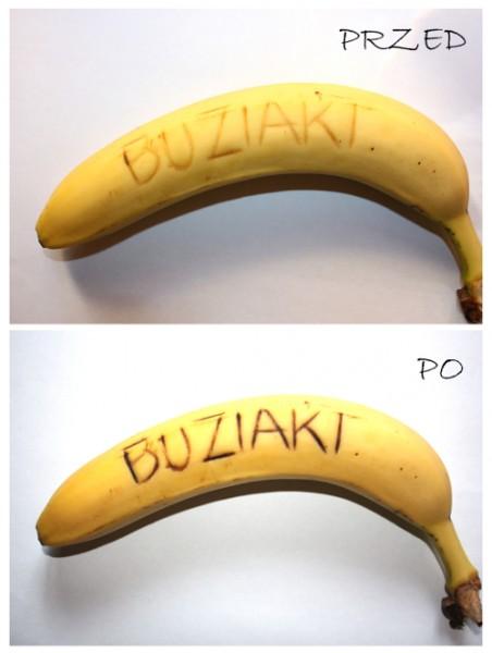 Bananowy trik