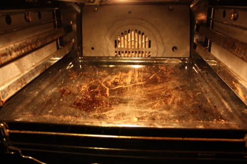Piekarnik przezd myciem - WSTYD