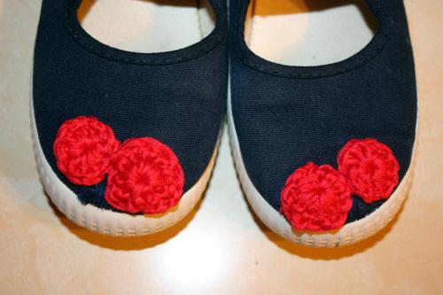 Dekoracyjna naprawa obuwia