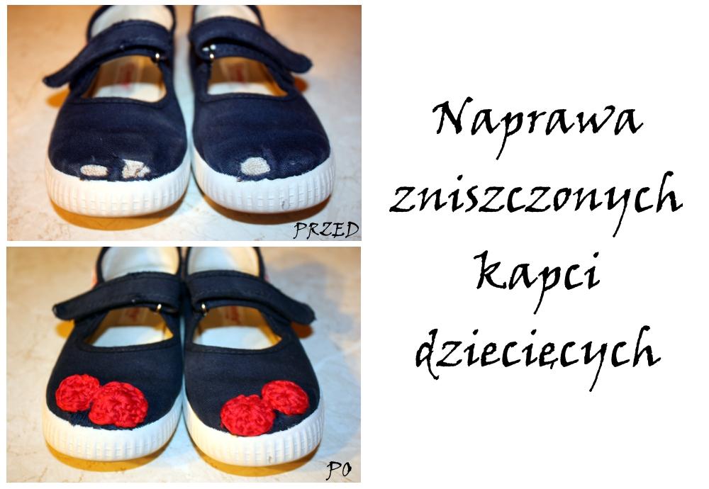 Naprawa obuwia dziecięcego